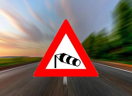 Voor welke voertuigsoort is dit bord een waarschuwing om extra op te letten?