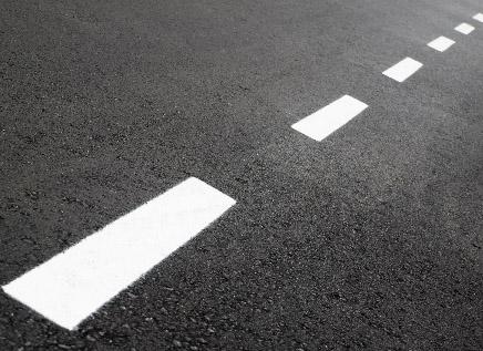 Kent een nieuw wegdek een langere remweg?