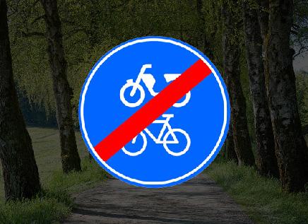 Wat kunt u verwachten bij het zien van het onderstaande verkeersteken?