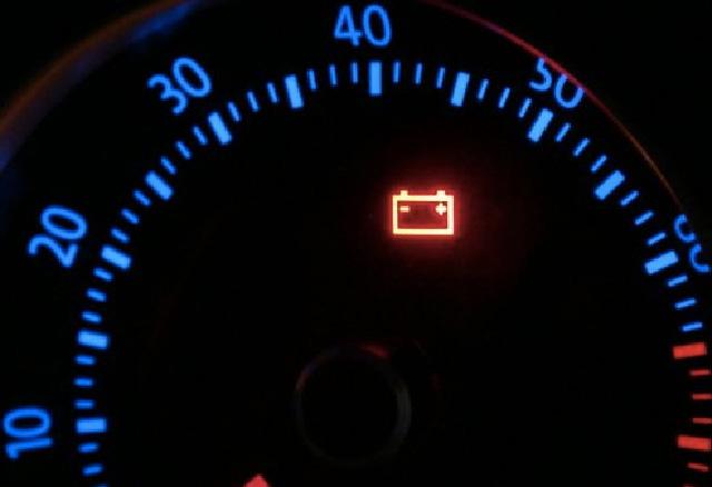 Dit lampje gaat branden tijdens het rijden. wat kan dit betekenen?