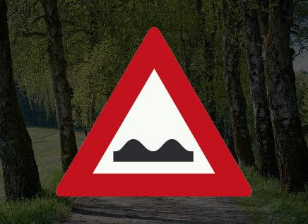 Wat betekent dit verkeersbord?