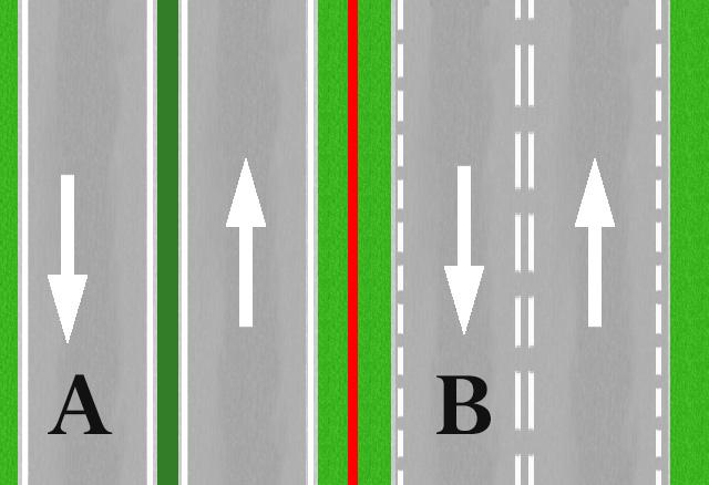 Op welke weg mag je 100 kilometer per uur rijden?