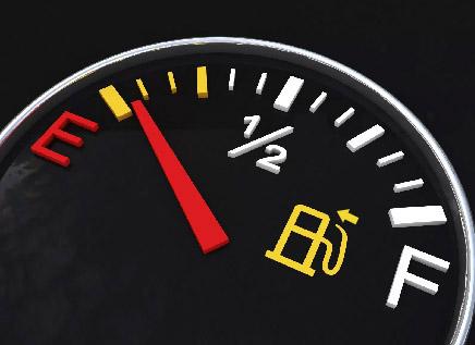 Je brandstoftank is bijna leeg en je gaat bij de dichtstbijzijnde tankstation tanken. aan welke kant zit jouw tankdop?
