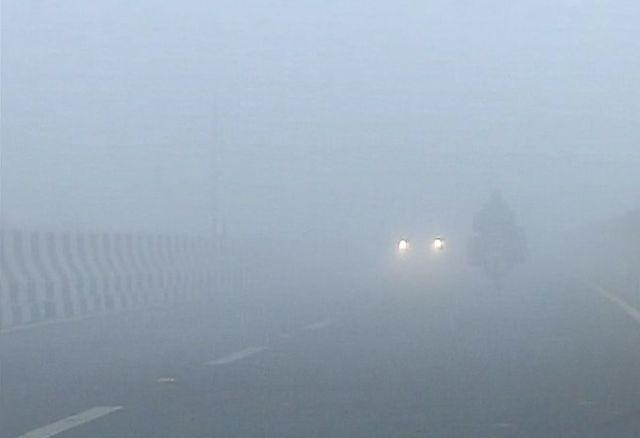 Wat doe je als er overdag opeens dichte mist komt?